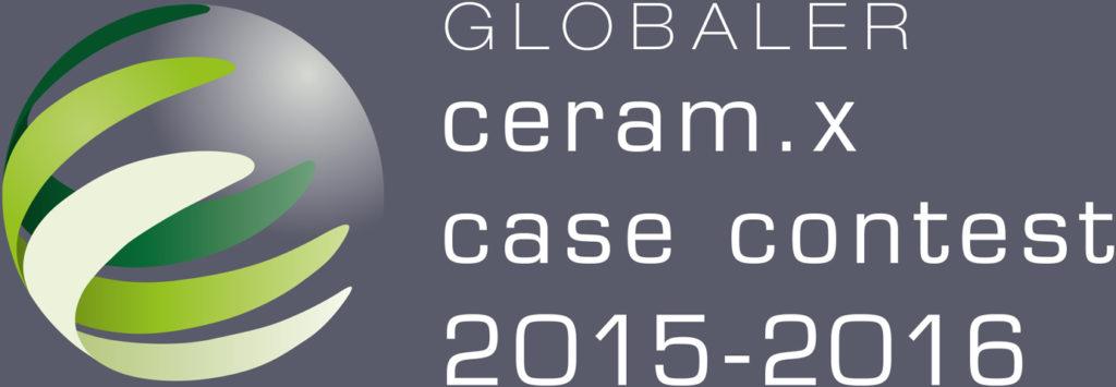 Global Ceram•X Case Contest 2015/2016: Fallstudien-Wettbewerb erstmals mit regionalem Vorentscheid per Internetvoting