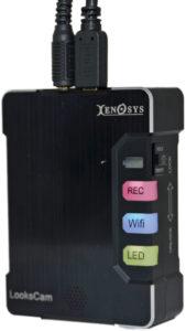 Abb. 3: Kontrolleinheit inklusive Mikro-SD-Karte
