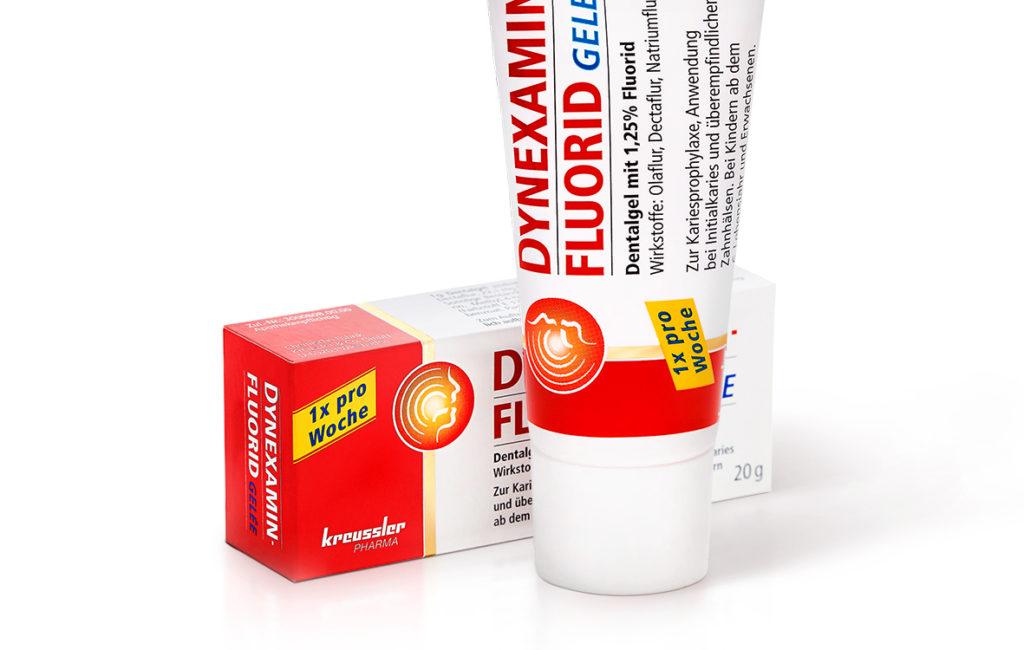 Endlich neu: Dynexaminfluorid Gelée für nachhaltigen Kariesschutz