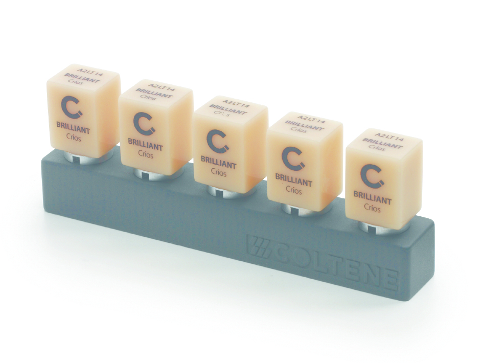 COLTENE informiert über Einsatz moderner CAD/CAM-Kompositblöcke