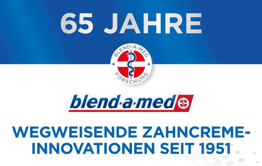 blend-a-med erfindet sich zum 65. Geburtstag neu