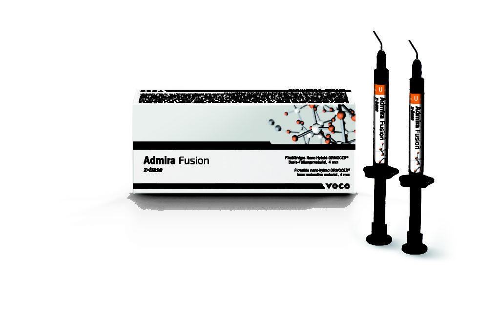 Fließfähiges Bulk-Fill-Material komplettiert die Admira Fusion-Linie