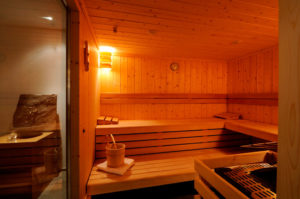 Rivus Appartements - Wellness Sauna