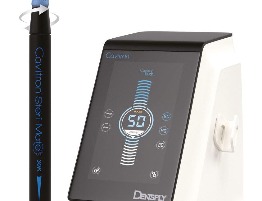 Cavitron Touch – Ultraschallscaling goes Digital!