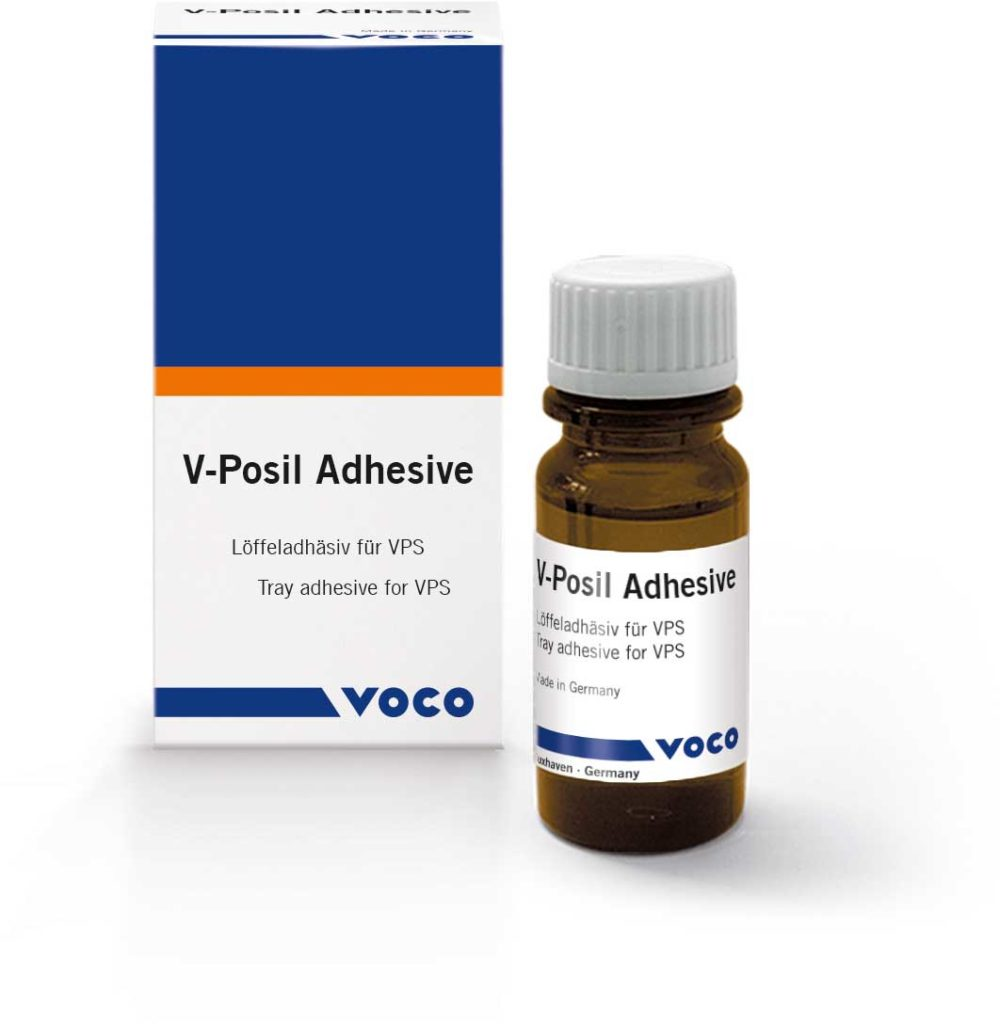 Abb. 6: Das Löffeladhäsiv V-Posil Adhesive für VPS.