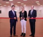 Mehr Platz für die Herstellung: neues VOCO-Produktionsgebäude  Einweihung der Produktionserweiterung nach einjähriger Bauzeit