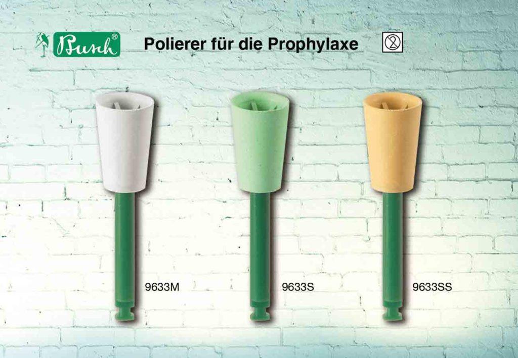 Prophylaxe-Polierer für die Zahnmedizin