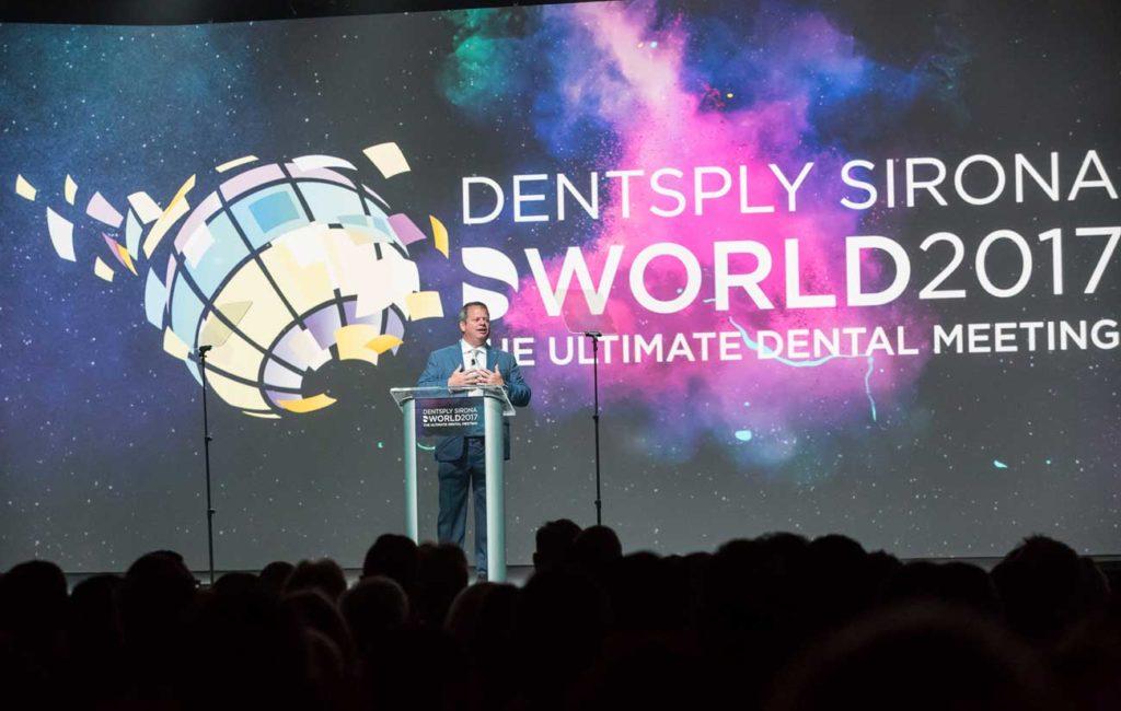Dentsply Sirona World in Las Vegas begeistert mehr als 7.500 Besucher aus der Dentalbranche