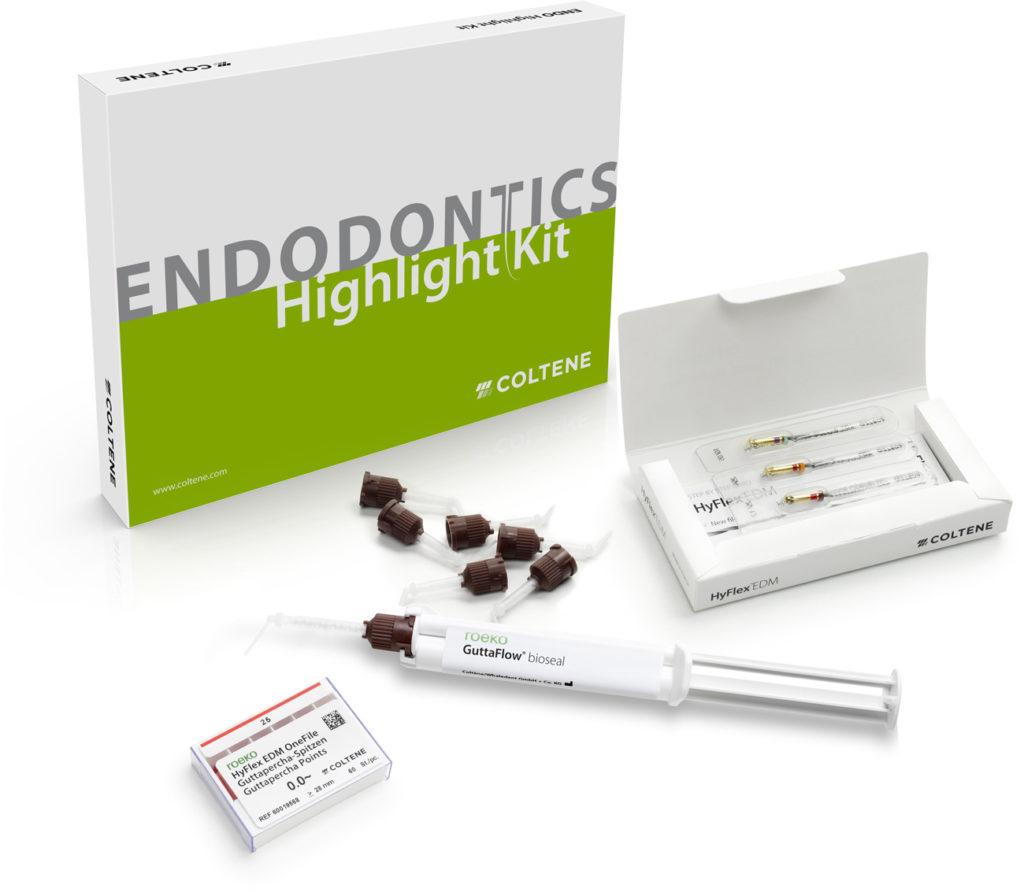 Highlight Kit erleichtert Einstieg in die Endodontie