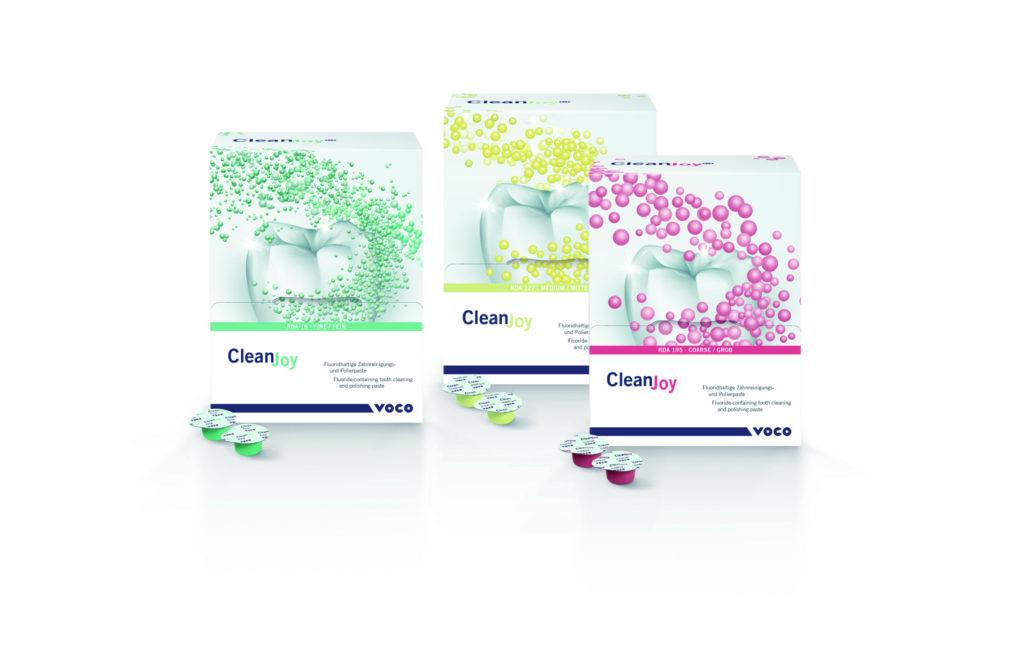 CleanJoy SingleDose: Prophylaxepaste hygienisch und einzeln portionierbar