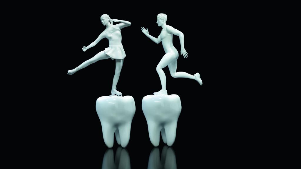 Dentalhygieniker/Innen – ein Qualitätssiegel für die Praxen Olympia 2018: Ein Anlass für die DGDH-Imagekampagne