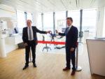 Über den Dächern von Wien: Dentsply Sirona eröffnet den höchsten Showroom Österreichs