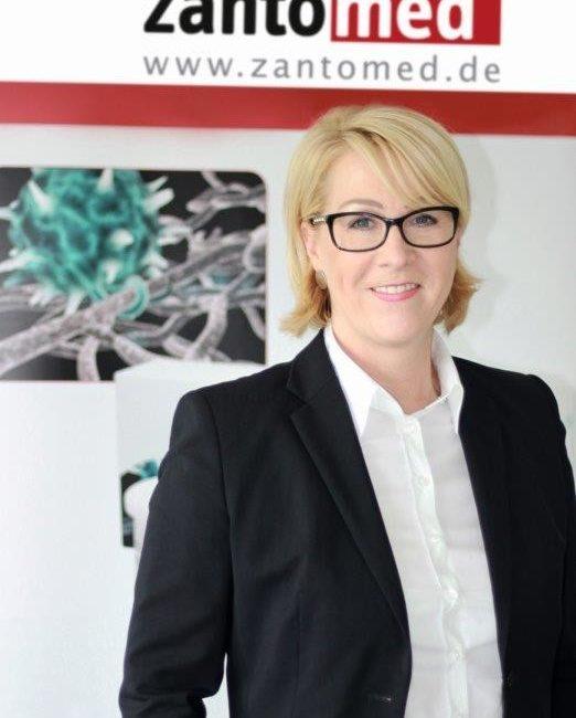 Carmen Zoppke ist neue Leiterin Vertrieb & Marketing bei Zantomed