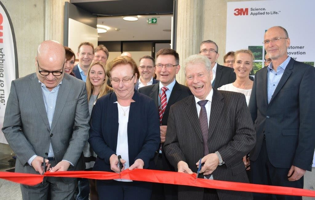 3M investiert in den Standort Seefeld