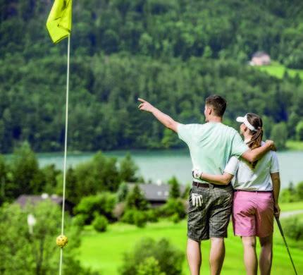 Vom Golf-Anfänger zum Golf-Könner in nur fünf Tagen!
