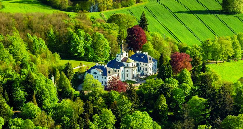 Der Ort an dem der Seele Flügel wachsen! Schlosshotel Burg Schlitz