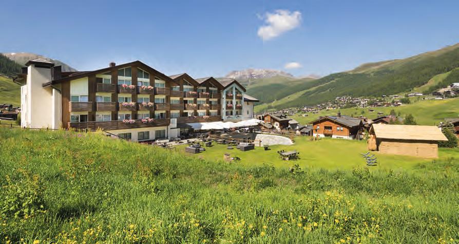 Von der Montivas Lodge direkt auf den Berg oder Entspannen im Lac Salin