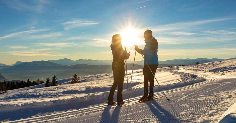 Wo es im Winter warm ums Herz wird: Sonnenplateau