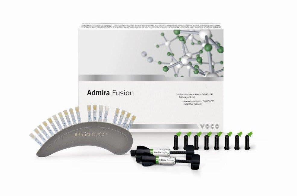 Admira Fusion: Das Universal-Füllungsmaterial ohne klassische Monomere