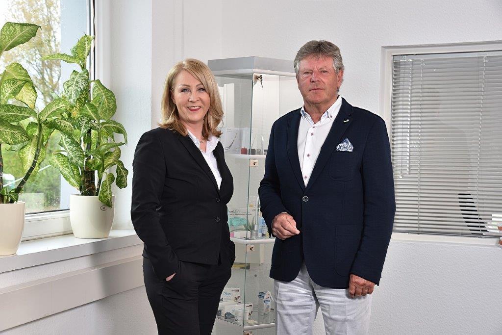 Carmen Zoppke wird zur Geschäftsführerin der Zantomed GmbH bestellt